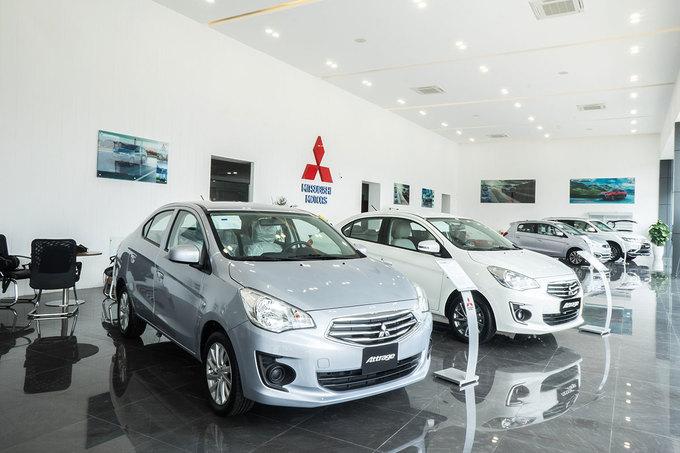 Mitsubishi khai trương đại lý 3S thứ 6 tại Hà Nội