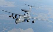 'Mắt thần' A-50U Nga xuất kích tại Syria, đề phòng Mỹ tấn công