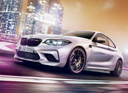 BMW M2 Competition lộ diện, dùng động cơ 410 mã lực