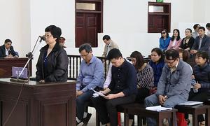 Cựu đại biểu Châu Thị Thu Nga tiếp tục ra tòa