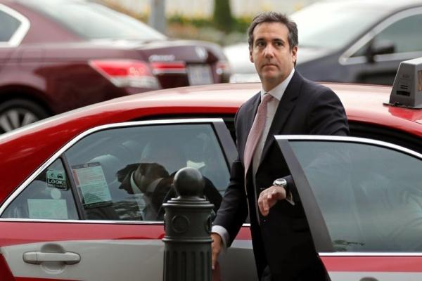 Luật sư Michael Cohen. Ảnh: