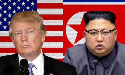 Kim Jong-un lần đầu đề cập đến cuộc gặp với Trump