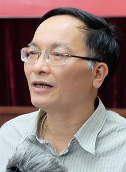 Phó Giám đốc Sở Giáo dục và Đào tạo Hà Nội Phạm Văn Đại. Ảnh: Quỳnh Trang.