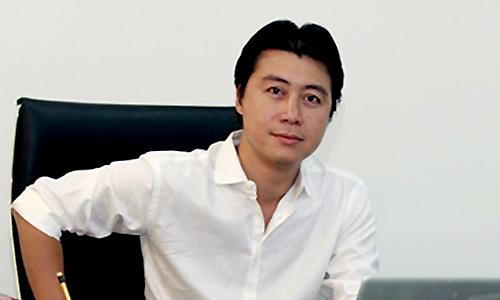 Phan Sào Nam khi còn làm việc tại VTC online. Ảnh: VTC.