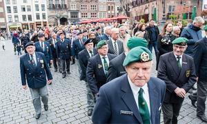 Người thừa cân không được tham gia diễu hành ở Hà Lan