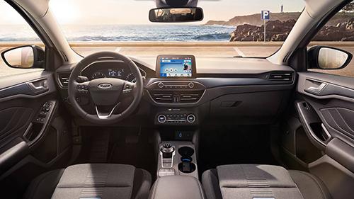 Ford Focus 2019 lột xác thiết kế