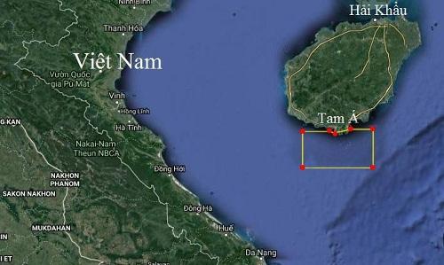 Trung Quốc tập trận 3 ngày ở gần đảo Hải Nam