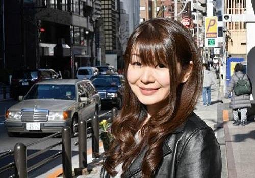 Megumi Furukawa, 34 tuổi, người sáng lập Support One. Ảnh: Japan Times.