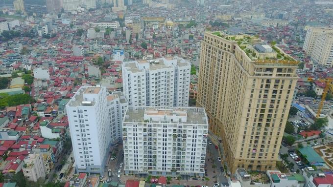 Nhiều nhà tái định cư ở Hà Nội không có dân đến ở