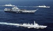 Trung Quốc tập trận ở 7 địa điểm trên Biển Đông