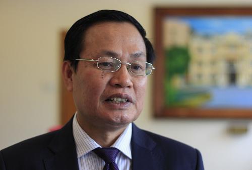 Ông Nguyễn Hữu Đức chia sẻ giải pháp để nhiều trường đại học Việt Nam lọt vào bảng xếp hạng quốc tế. Ảnh: Dương Tâm