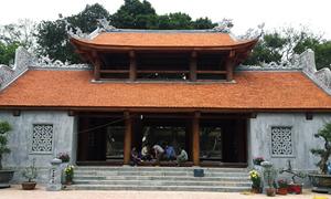 Bộ Văn hóa đề nghị Bắc Giang kiểm điểm việc tu bổ chùa Bổ Đà
