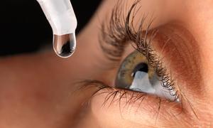 Thuốc nhỏ mắt thay kính giúp cải thiện tầm nhìn