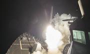 Mỹ có thể phải phóng gần 240 tên lửa trong đòn không kích Syria