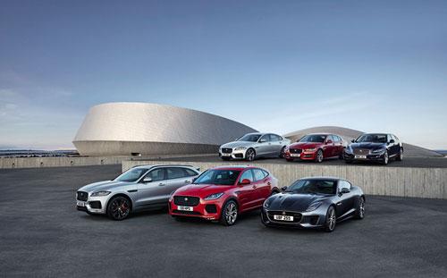 Mỗi chiếc xe Jaguar đều thể hiện rõ cá tính, sự độc đáo và là niềm tự hào cho bất kỳ ai khi sở hữu.