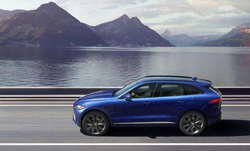 Khám phá hiệu suất và thiết kế độc đáo của Jaguar F-PACE, mẫu xe đạt hai danh hiệu cao quý nhất của World Car Awards 2017