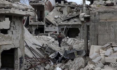 Nga thông báo sẽ điều quân tới Douma