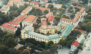 Hà Nội muốn bán trụ sở nhiều cơ quan lấy tiền làm đường sắt đô thị
