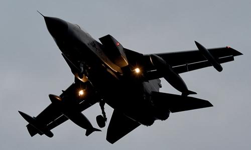 Máy bay Tornado của quân đội Đức tại Jagel năm 2015. Ảnh: AFP.