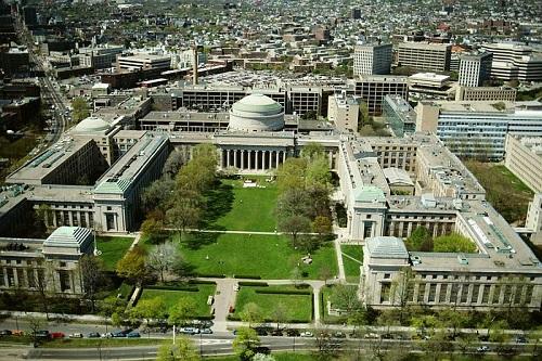 Khuôn viên viện Công nghệ Massachusetts. Ảnh:Getty Images.