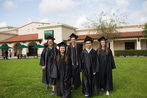 91% học sinh tốt nghiệp trường Fairmont Private Schools được nhận vào các trường cao đẳng, đại học trong nhóm 100 trường tốt nhất nước Mỹ.