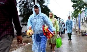 Triều cường, mưa bão ở TP HCM đạt kỷ lục trong năm qua