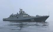 10 tàu hải quân Nga rời cảng ở Syria sau khi Trump dọa tấn công