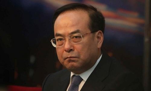 Cựu bí thư Trùng Khánh Tôn Chính Tài. Ảnh: Xinhua.