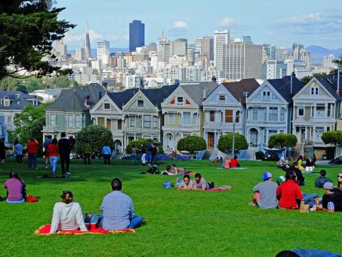 Giá nhà đất ở San Francisco cao nhất nước Mỹ. Ảnh: Shutterstock