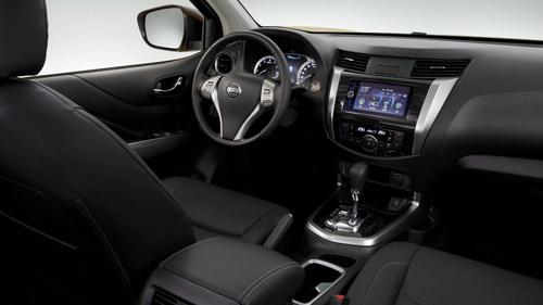 Nissan Terra lắp động cơ Navara để cạnh tranh Fortuner