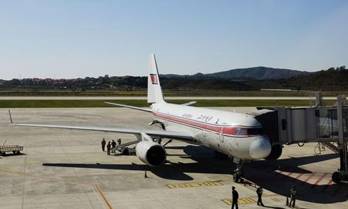 Kim Jong-un có thể đi máy bay gì tới gặp Trump?