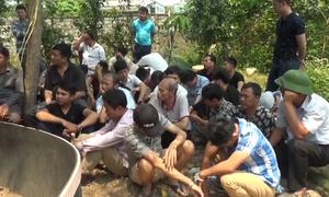 Cảnh sát Nghệ An vây bắt hơn 50 con bạc đá gà