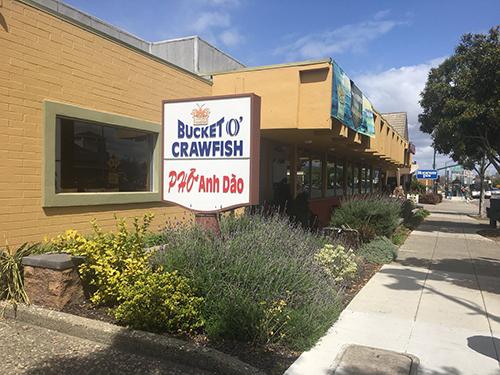Nhà hàng Phở Anh Đào, thành phố Alameda, bang California.