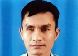 Công an Trà Vinh công bố số đường dâynóng (02943.842.974 và 0913.657.139) để người dân gọi báo khi phát hiện người đàn ông này. Ảnh: Công an cung cấp