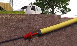 Công nghệ khoan ngầm thay thế đào hở ở TP HCM