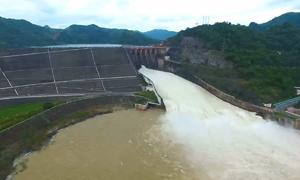 8.600 tỷ mở rộng nhà máy thủy điện Hòa Bình