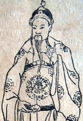 Vị chúa quyền lực nhất trong 11đời chúa Trịnh. Ảnh tư liệu.