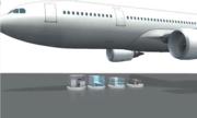 Airbus thiết kế khoang ngủ trên máy bay thân rộng