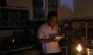 Cuộc sống không điện nước của cư dân Carina