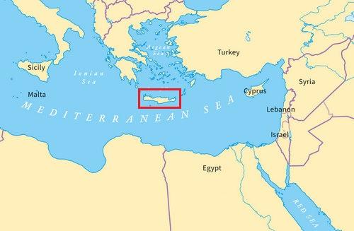 Trinh sát cơ 'sứ giả chiến tranh' Mỹ xuất hiện ngoài khơi Syria