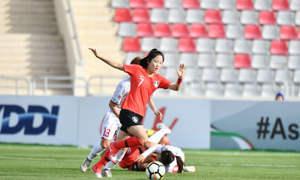 Hàn Quốc 4-0 Việt Nam