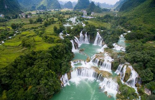 Non nước Cao Bằng là công viên địa chất toàn cầu