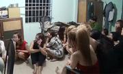 Hơn 100 dân chơi quán bar ở Sài Gòn bị đưa về trụ sở