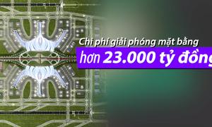 Phó Thủ tướng chê giải phóng mặt bằng sân bay Long Thành chậm