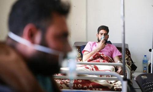 Nga cáo buộc Anh dàn dựng vụ tấn công hoá học ở Syria