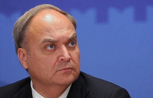 Ông Anatoly Antonov, đại sứ Nga tại Mỹ. Ảnh: TASS