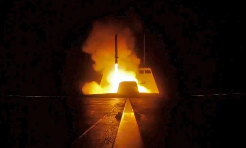 5 điểm chính trong vụ Mỹ không kích Syria