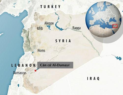 Nga nói Syria chặn được 71 trong hơn 100 tên lửa của Mỹ và đồng minh