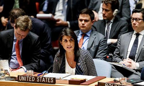 Mỹ tố Syria dùng vũ khí hoá học ít nhất 50 lần