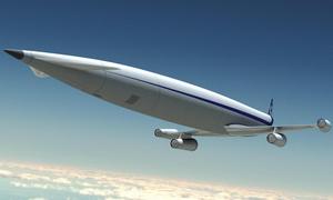 Máy bay không gian nhanh gấp 5 lần âm thanh